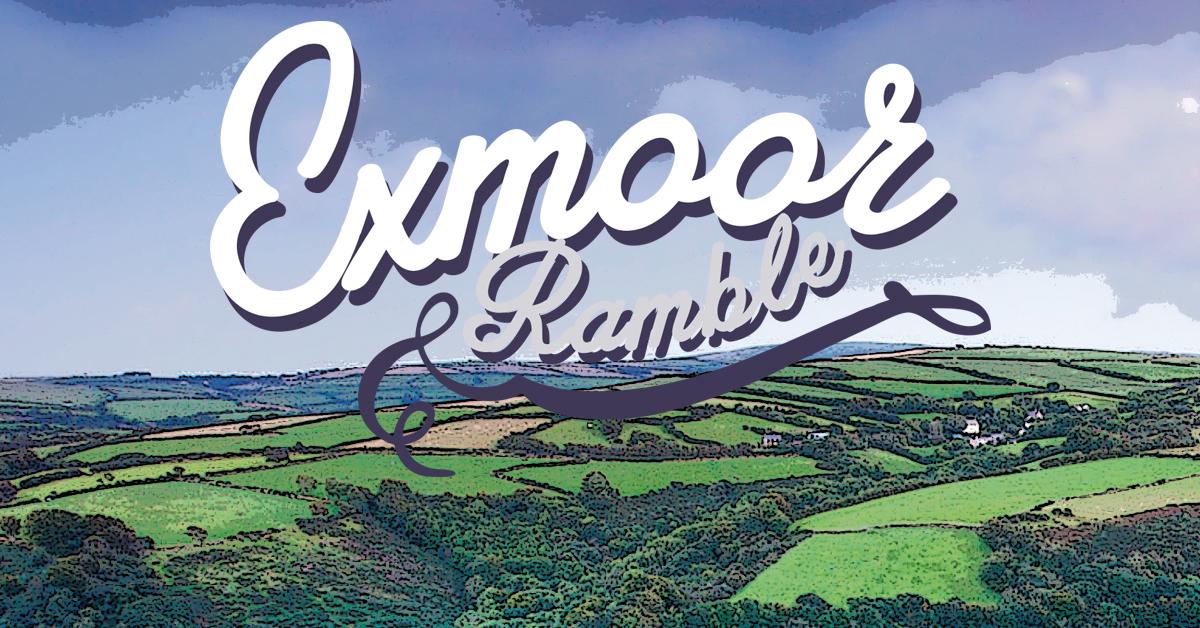 North devon Hospice - Exmoor Ramble