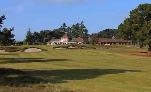 Ferndown Golf Club, Ferdonw, Dorset