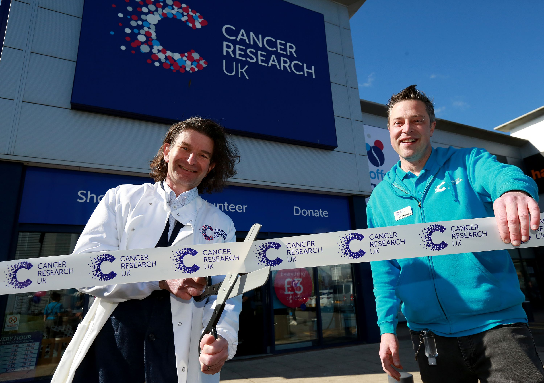 Cancer Research Uk, Brislington, Superstore